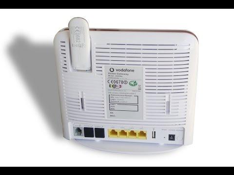flash et réparation routeur vodafone hg556a
