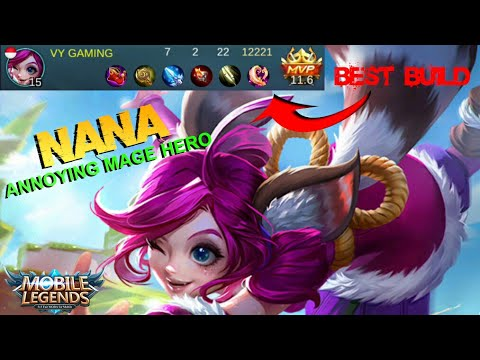 Full Download] Mobile Legends Bang Bang Nana New Skin