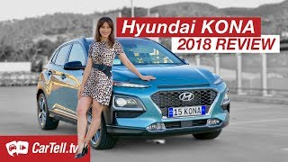 2018 Hyundai Kona Highlander Review CarTell.tv