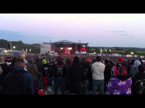 System Of A Down BYOB - Download Festival 2011 HD