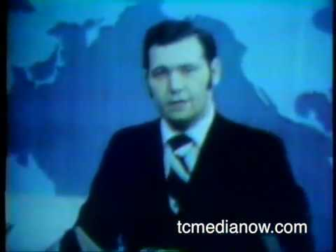 WCCO-TV 1969 Laugh on Set, Hal Scott Prank
