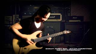 Morley Power Wah - Guitar Competition! - Sakarin Suwannarat (3rd Place)