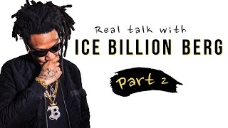 Real Talk with Ice Billion Berg - Damage is Done 2, Live House Store(Pt2)