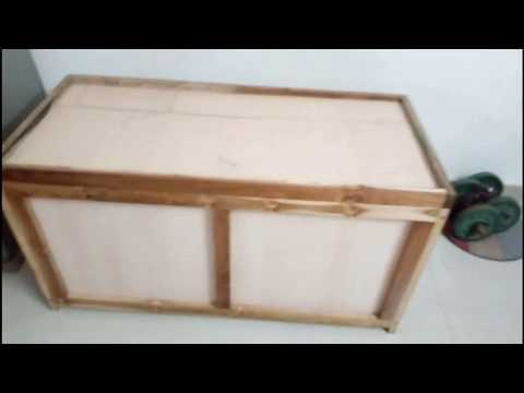 DIY - Wooden Chestbox
