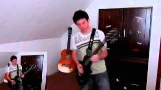 Carly Rae Jepsen   Call Me Maybe rock guitar cover by Peter Gergely