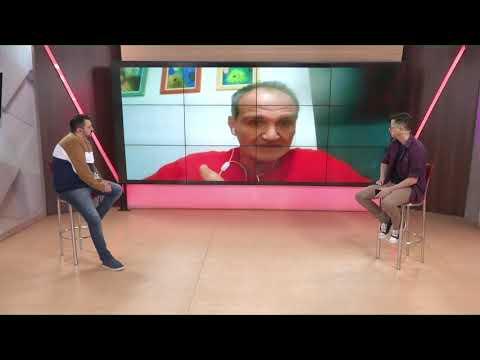 """Uranga: """"El jugador más importante de la historia del básquet entrerriano es Aníbal Sánchez"""""""