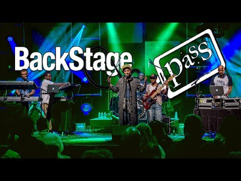 Mama Sol & The Nuts | FULL PERFORMANCE on BackStage Pass | WKAR