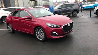 Hyundai i30 Fastback here at Mooneys