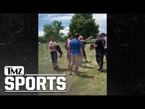 Youth Baseball Brawl Continued | TMZ Sports