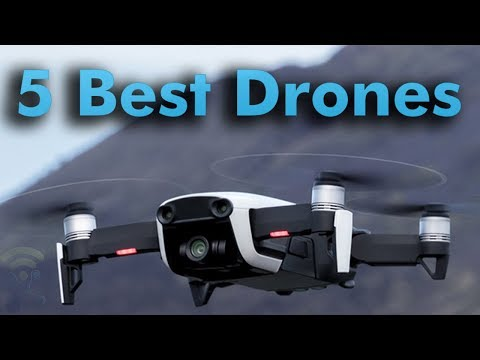 Top 5 Best Drones 2018 Available NOW On Amazon ( With 1080P Camera )