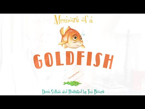 Animated Reading With Local 4's Devin Scillian Featuring Memoirs Of A Goldfish