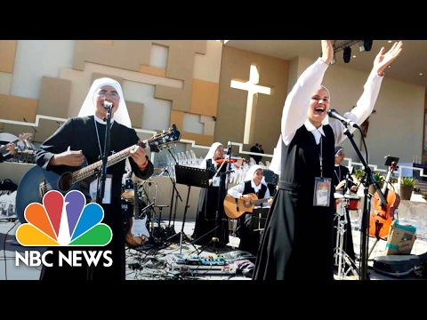 Siervas, The Nuns Who Rock And Roll | NBC News