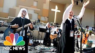 Siervas, The Nuns Who Rock And Roll | NBC News