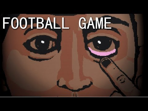 FOOTBALL GAME - LYNCHIAN ADVENTURE GAME ( no football ), Manly Let's Play