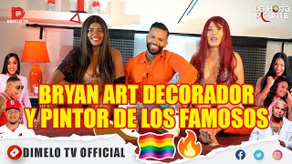 BRYAN ART: SOY LGBT   Le He Trabajado a Bulin 47, El Mayor Clasico, Candy Flow, Yailin La mas viral