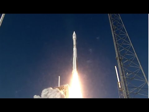 Atlas V launches EchoStar 19 Communications Satellite, closing mission of 2016