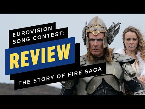 Eurovision Song Contest: The Story of Fire Saga - Review