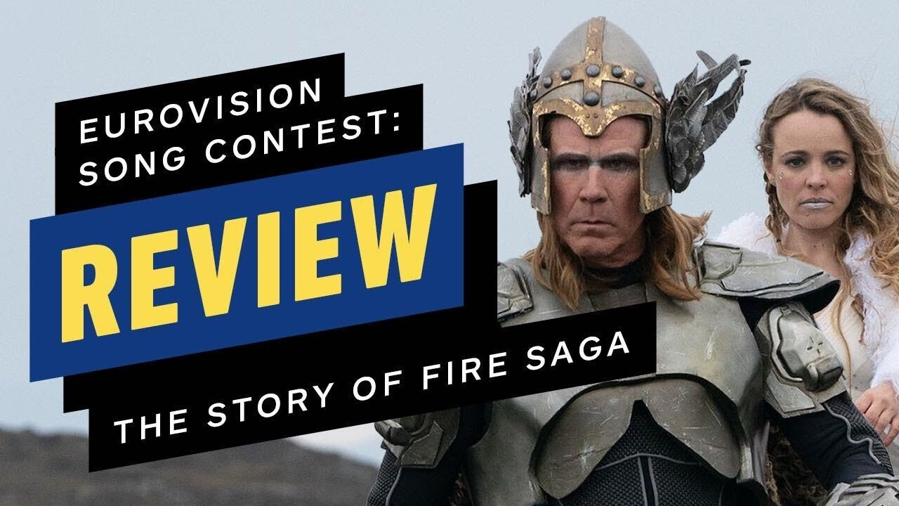 'Eurovision Song Contest: The Story of Fire Saga' Film Review by ...