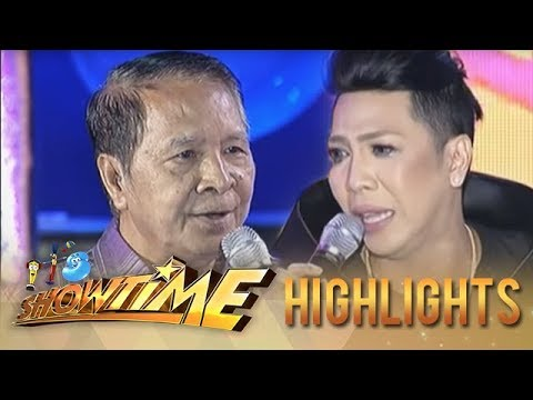 It's Showtime adVice: Give time to your parents