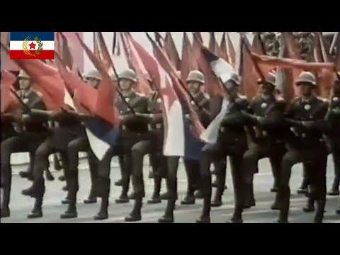 JUGOSLOVENSKA NARODNA ARMIJA / YUGOSLAV PEOPLES ARMY hell march remix