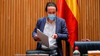 Pablo Iglesias anuncia un decreto para prohibir los desahucios en un plazo de dos semanas