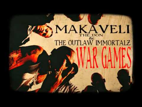 2Pac - War Games (ft. Outlawz) (New Vibe 2014)