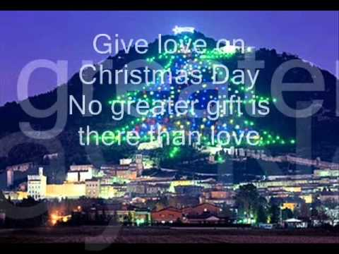 Give Love On Christmas Day by Jackson 5