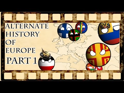 Alternate History of Europe in...