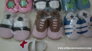 Baby Crib Shoes - Nikki Holland Vlog #62