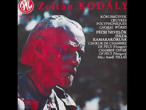 Kodály Zoltán: A magyar nemzet