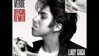 Lady Gaga - You And I (Danny Verde Official Club Remix)