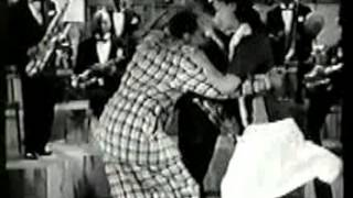 Whiteys Lindy Hoppers dancing to Cootie Williams and his Orchestra 1943