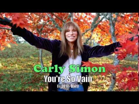 Carly Simon - You're So Vain (Karaoke)