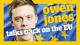 The European Union, Greek austerity and microwave safety | Owen Jones talks back