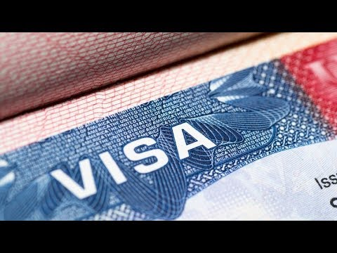 O Visa, working in the United States.