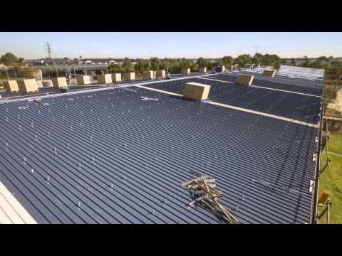 EnergyAware - 285kW Commercial Solar Installation
