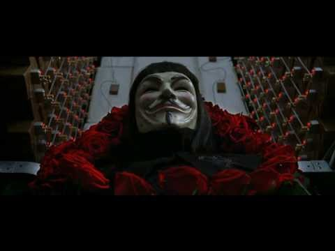 Haggard - Herr Mannelig [HD] (V for Vendetta)