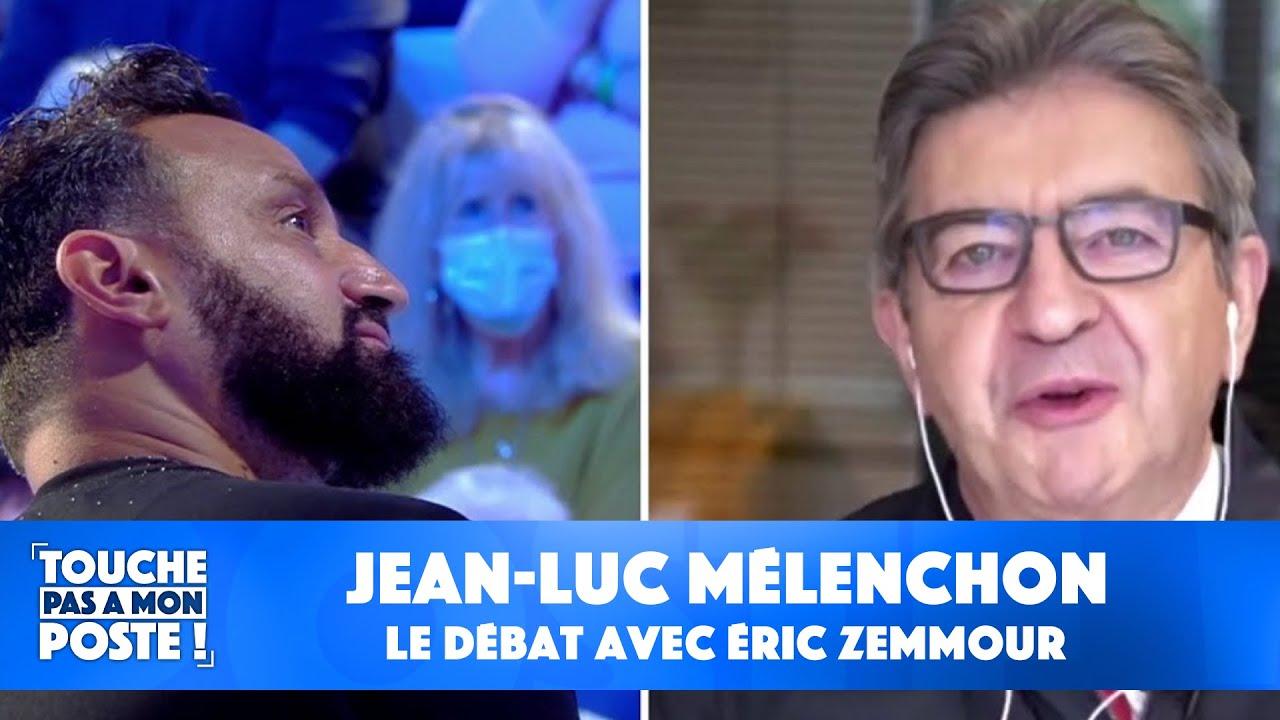 Replay TPMP : Jean-Luc Mélenchon revient sur son débat avec Eric Zemmour sur BFM TV