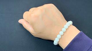 How to make a gemstone bracele…