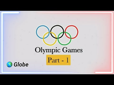 Olympic Games|Summer Olympic Games||Globe