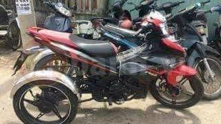 """Tin nhanh 24/7 - Yamaha Exciter phiên bản """"3 BÁNH"""" tại Việt Nam """"CỰC ĐỘC"""" cùng nhiều tiện ích!!!"""