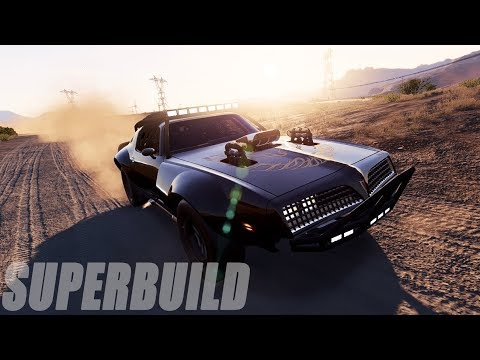 NEW Need for Speed Payback UPDATE | NEW Pontiac Firebird SUPERBUILD