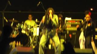 Julian Marley -  Boom Draw (Live @ BP Park 2013.08.20)