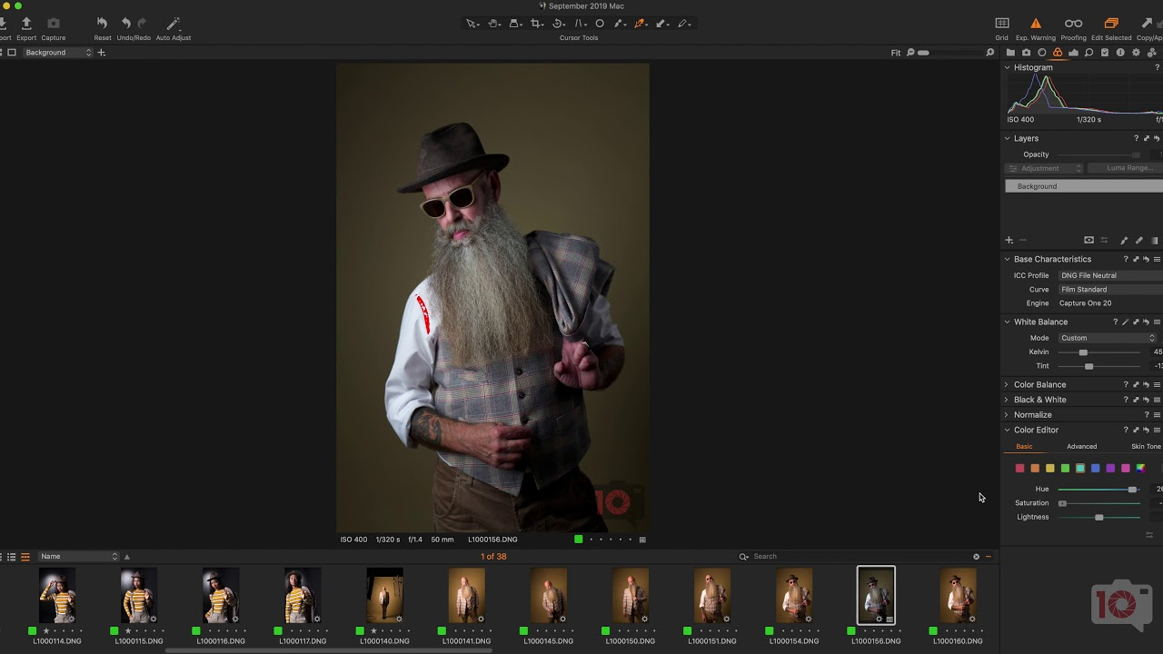 Portrait Photography Tutorial: Perfect Skin Tones and Tough White Balance