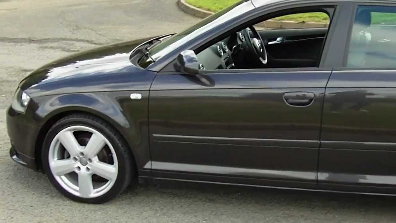 2007 audi a3 2 0 tdi s line sportback now sold youtube. Black Bedroom Furniture Sets. Home Design Ideas