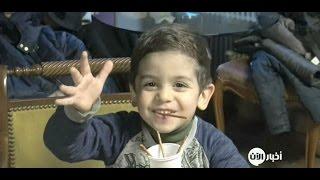 أخبار عربية - هدايا ومشغولات يدوية لأطفالٍ سوريين في باريس