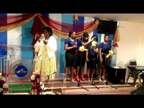He Changed My Life - By Minister Sia James 2015