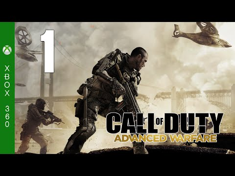 Call Of Duty Advanced Warfare / Mision 1 / Iniciacion / En Español