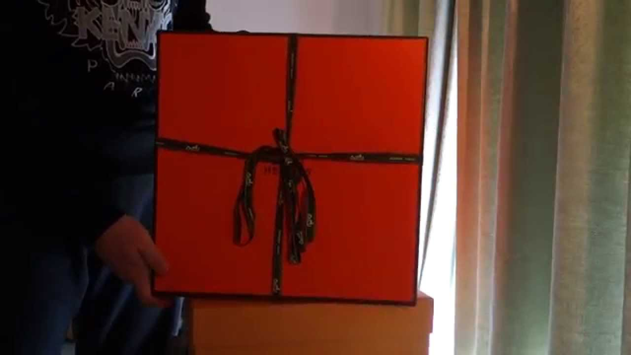 birkin bag crocodile - Hermes Avalon Blanket in Ecru and Pumpkin unboxing/reveal - YouTube