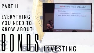 Investing in Bonds 2 - ROI of Bond Investing